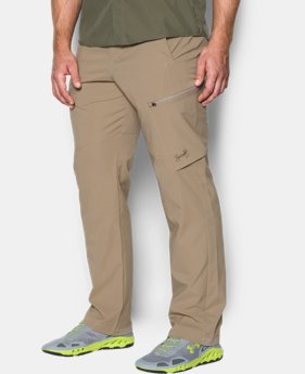 Men's UA Backwater Pants  1 Color $99.99