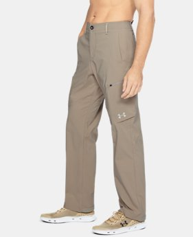 Men's UA Backwater Pants  2  Colors Available $68.99 to $86.24