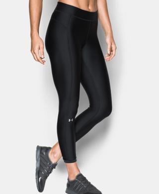 Women's UA HeatGear® Armour Ankle Crop