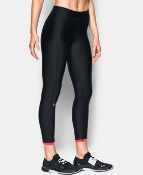 Women's UA HeatGear® Armour Ankle Crop  4 Colors $44.99