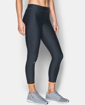 Women's UA HeatGear® Armour Ankle Crop  6 Colors $44.99