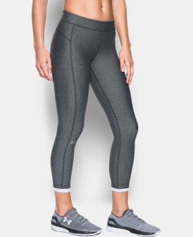 Women's UA HeatGear® Armour Ankle Crop  2 Colors $49.99