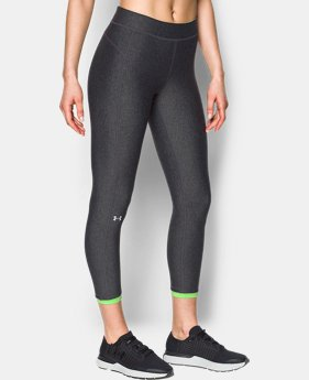 Women's UA HeatGear® Armour Ankle Crop  2 Colors $26.99 to $31.49