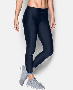 Women's UA HeatGear® Armour Ankle Crop  5 Colors $44.99