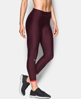 Women's UA HeatGear® Armour Ankle Crop  8 Colors $44.99