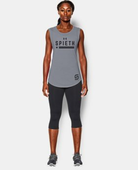 Women's Jordan Spieth UA Texas Flag Tunic