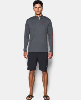 UA Fish Hunter ¼ Zip  2 Colors $49.99