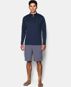 UA Fish Hunter ¼ Zip  1 Color $49.99