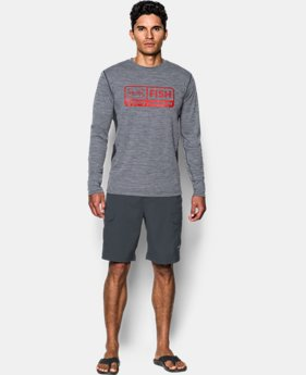 UA Fish Hunter Long Sleeve  1 Color $39.99
