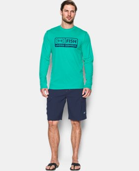 UA Fish Hunter Long Sleeve  1 Color $21.99