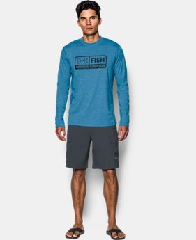 UA Fish Hunter Long Sleeve  1 Color $33.99 to $44.99