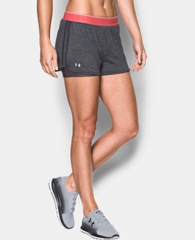 Women's UA HeatGear® Armour 2-In-1 Shorty  1 Color $27.99 to $29.99