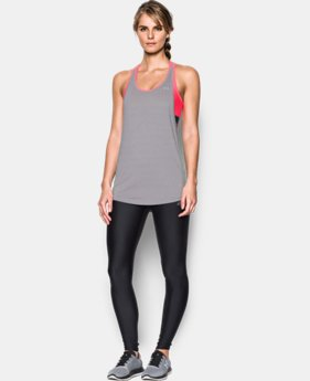 Women's UA HeatGear® Armour 2-In-1 Tank  1 Color $59.99