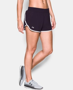New Arrival  Women's UA Launch Tulip Shorts  1 Color $39.99