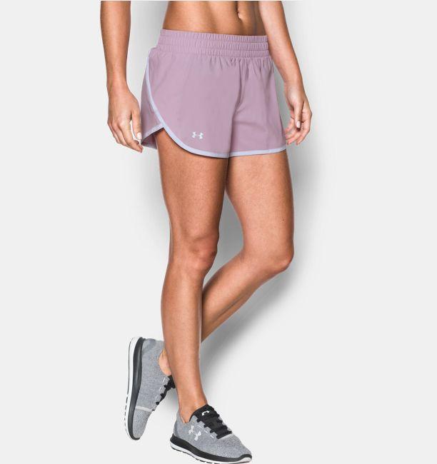 UA Launch Tulip - Shorts pour femme  a0e52f25a7d