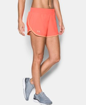 Women's UA Launch Tulip Shorts  1 Color $19.99 to $24.49