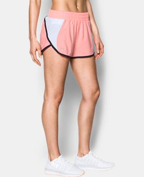 Women's UA Launch Tulip Shorts  4 Colors $34.99