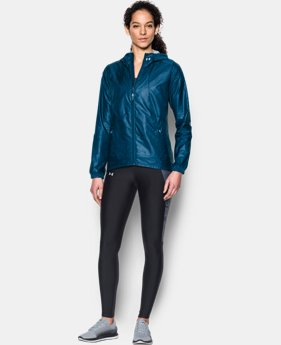 Women's UA Run True Jacket  1 Color $74.99