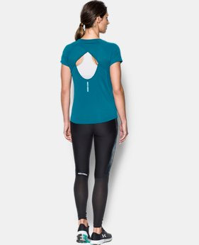 Women's UA Fly-By Short Sleeve  1 Color $27.99 to $29.99