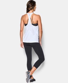 Women's UA Accelerate Tank  1 Color $27.5