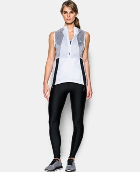 Women's UA Run True Vest  1 Color $32.99