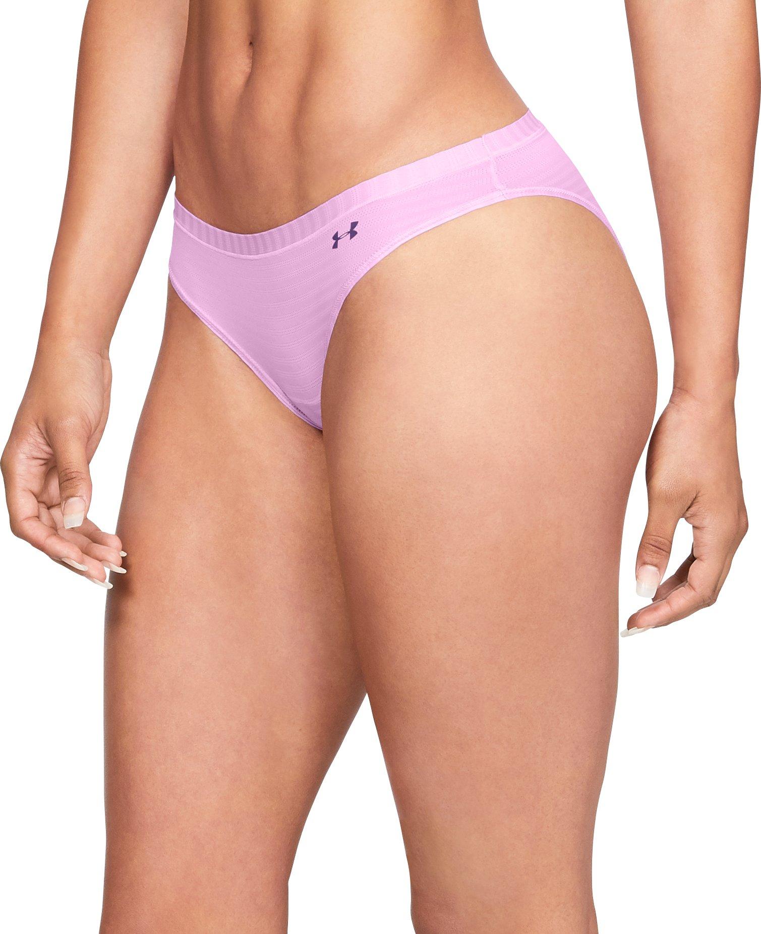 Women S Ua Pure Stretch Sheer Bikini Under Armour Us