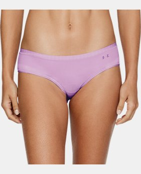 Women's UA Pure Stretch - Sheer Hipster  2 Colors $12