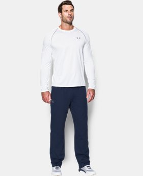 Men's UA Elevated Knit Pants  1 Color $99.99