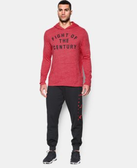 New Arrival Men's UA x Muhammad Ali Fight Of The Century Hoodie  2 Colors $49.99