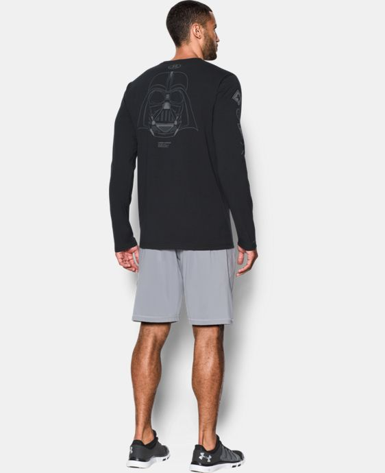 Men's UA Star Wars Vader Long Sleeve T-Shirt LIMITED TIME: FREE SHIPPING 1 Color $44.99