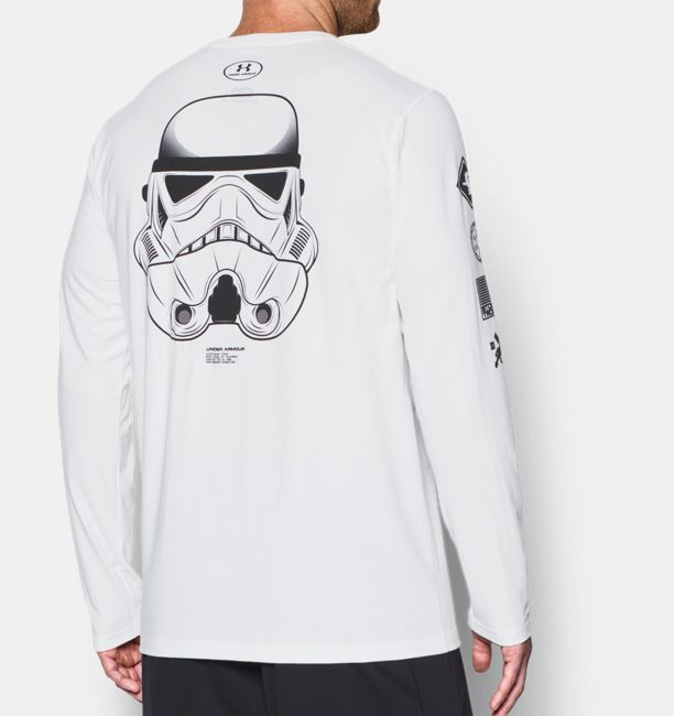 Men s UA Star Wars Trooper Long Sleeve T-Shirt  fe6563509