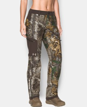 Women's UA Mid Season Pants  1  Color Available $97.99