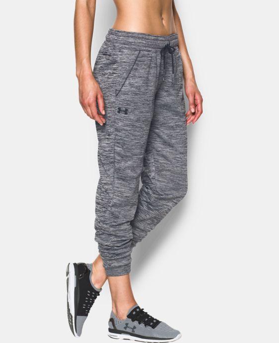 UA Storm Armour® - Pantalon d'entraînement en polaire léger pour femme - Twist  1 Color $69.99
