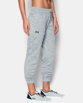 Women's UA Storm Armour® Fleece Lightweight Joggers - Twist LIMITED TIME OFFER 1 Color $46.66