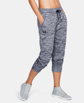 Women's UA Storm Armour® Fleece Lightweight Joggers - Twist LIMITED TIME OFFER 3 Colors $39.99