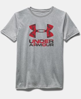 Boys' UA Lock Up T-Shirt