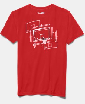 Boys' UA Basketball T-Shirt