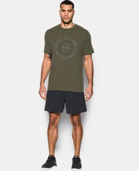 Men's UA Freedom Support The Troops T-Shirt  1 Color $14.24