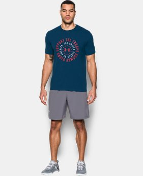 Men's UA Freedom Support The Troops T-Shirt  1 Color $18.99