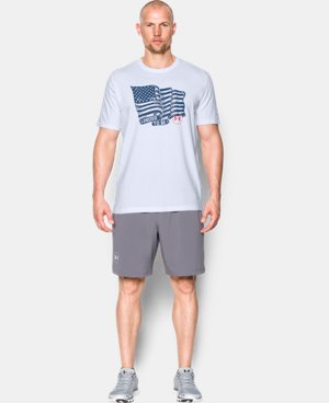 New Arrival Men's UA Freedom Proud American T-Shirt  1 Color $24.99