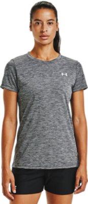Camiseta Twist Under Armour Mujer Tech Short Sleeve V