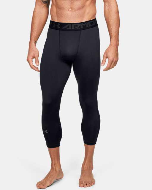 Men's HeatGear® Armour ¾ Leggings