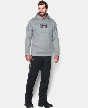 Men's UA Storm Armour® Fleece Caliber Pants LIMITED TIME: FREE U.S. SHIPPING 1 Color $33.74