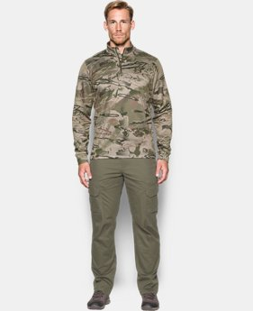 Men's UA Franchise Camo ¼ Zip   $74.99
