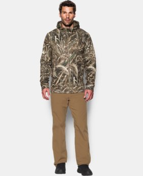Men's UA Storm Icon Camo Full Zip Hoodie   $89.99