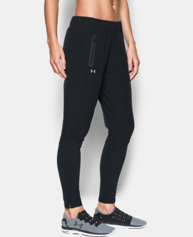 New Arrival Women's UA No Breaks Cold Weather Run Pant  2 Colors $109.99