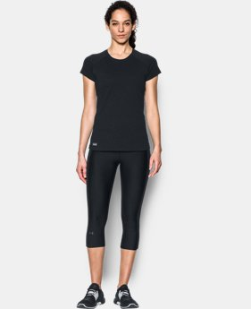 Women's UA Charged Cotton® Tactical T-Shirt  1 Color $29.99