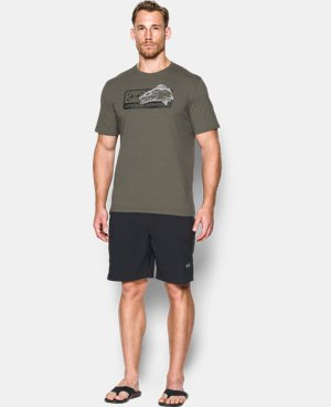 Men's UA Walleye Pill T-Shirt  1 Color $24.99