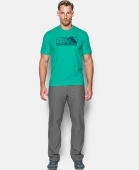 New Arrival Men's UA Marlin Pill T-Shirt  1 Color $24.99
