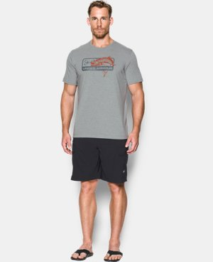 New Arrival Men's UA Trout Pill T-Shirt  2 Colors $24.99